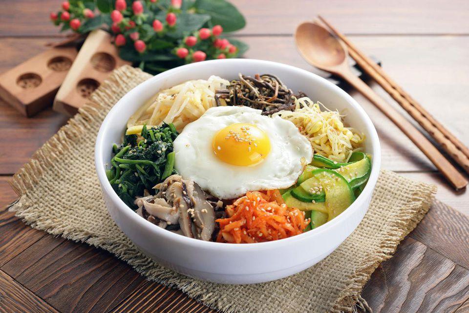Classic korean bibimbap recipe forumfinder Gallery