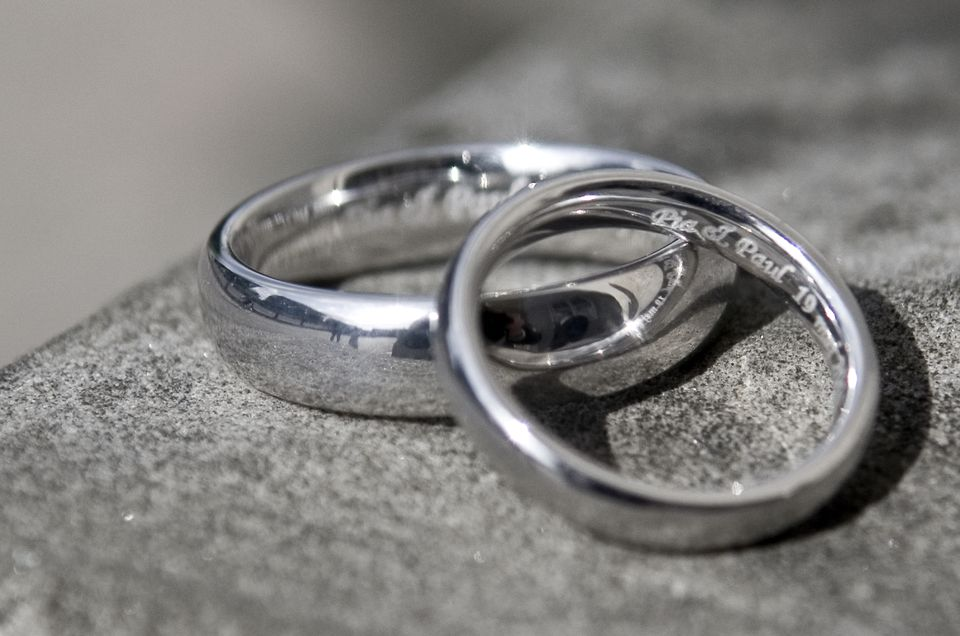 How to Engrave Your Wedding Rings