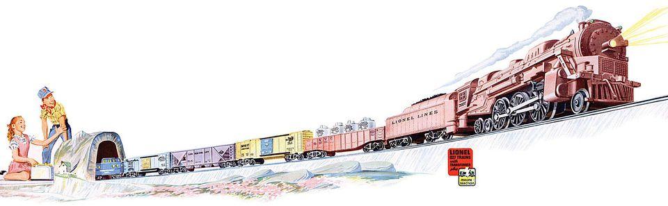 Lionel Girls' Train