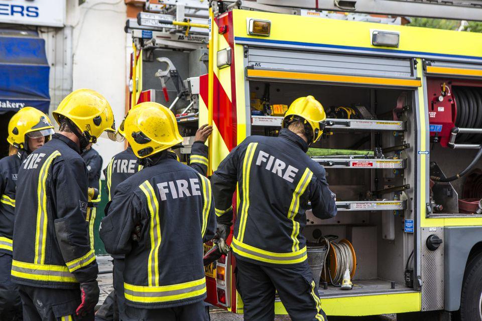 UK - Emergency Services - Fire Brigade