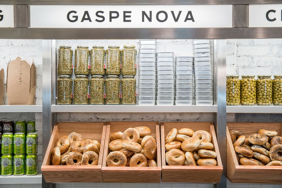 Russ & Daughters at The Jewish Museum