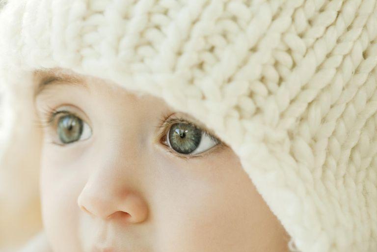 Baby Eye Color