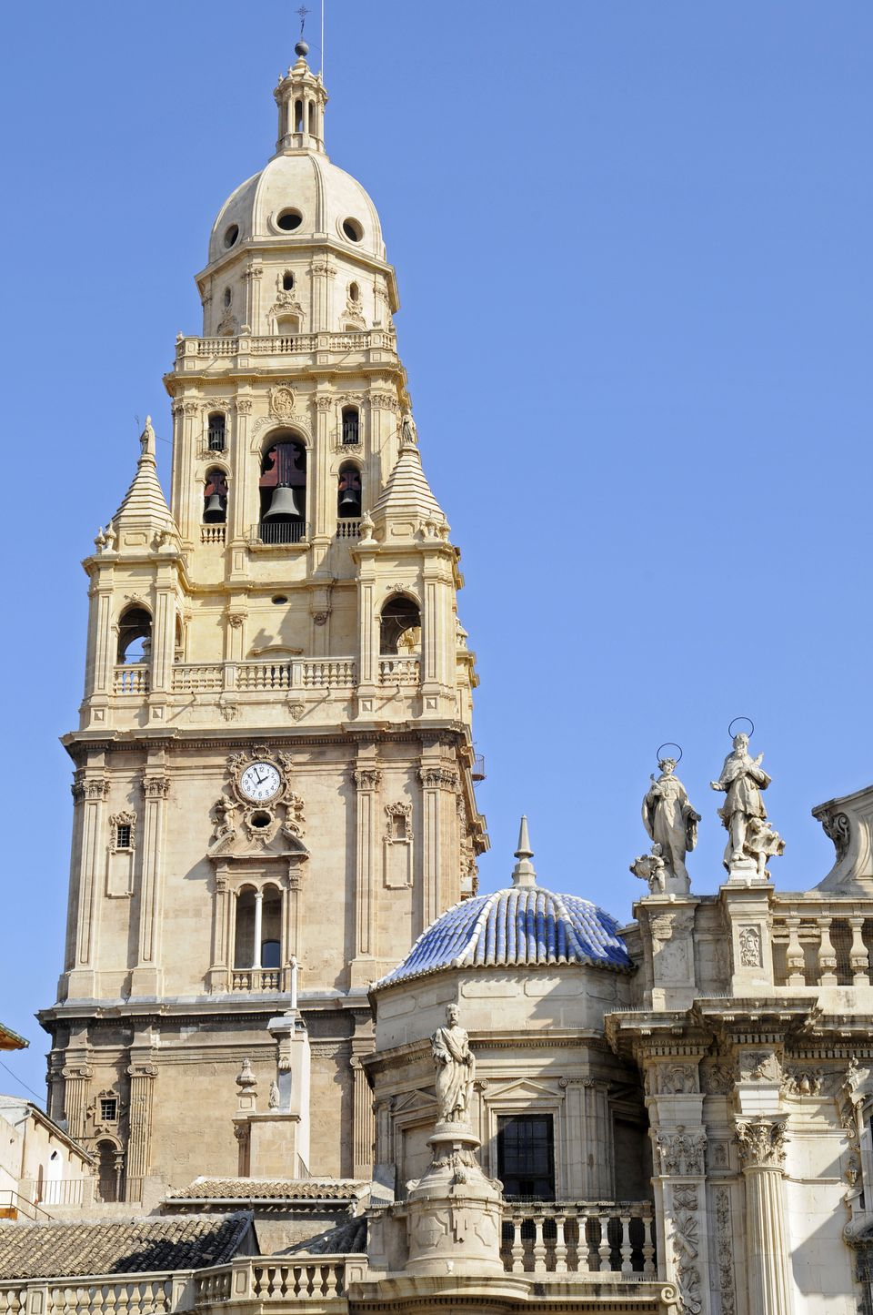 Cathedral, Murcia, Spain, Europe