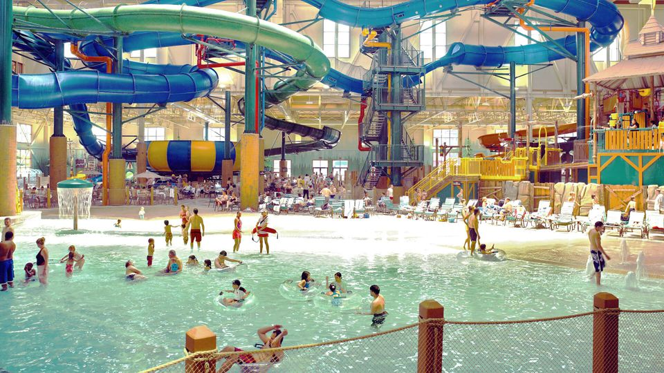 Gurnee Hotels With Water Parks