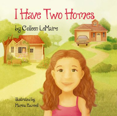 I Have Two Homes book cover