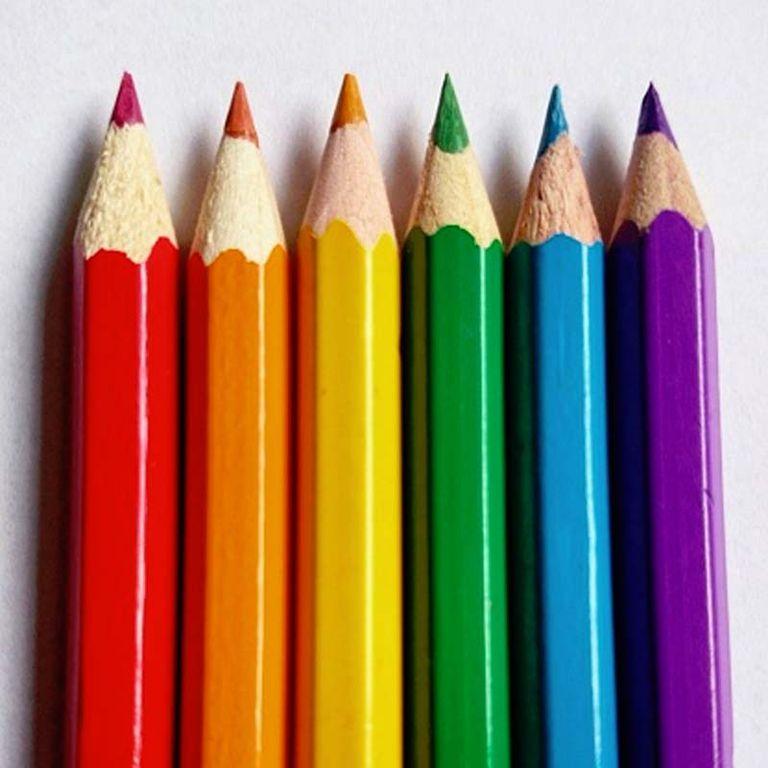 Coloured Pencil - Free Stock Photos ::: LibreShot