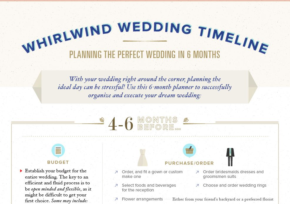 11 free printable checklists for your wedding timeline junglespirit Images