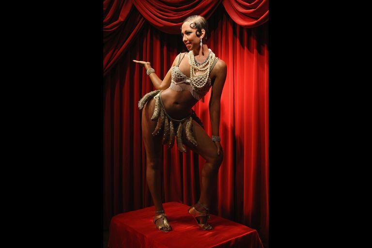 Josephine Baker - Madame Tussauds