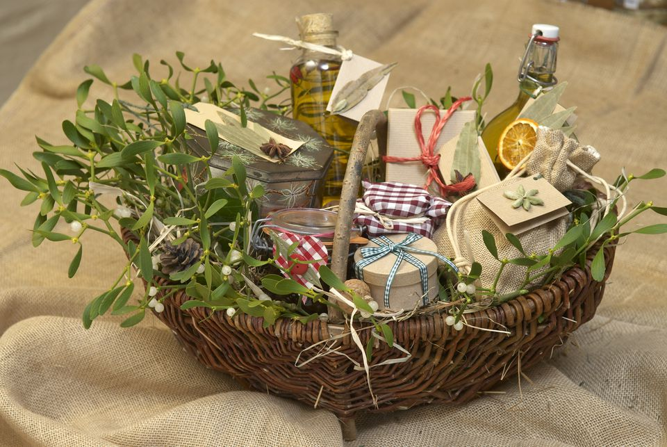 Make your own personalized cocktail gift basket building your basket negle Image collections