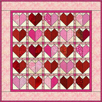20 Easy Quilt Patterns for Beginning Quilters : quilts design - Adamdwight.com