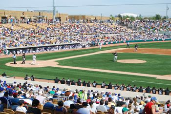 Spring Training Baseball 2018 Cactus League In Phoenix