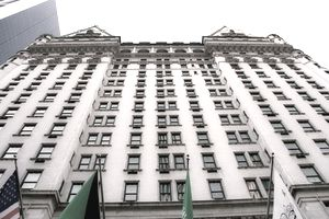 The Plaza hotel is commercial real estate.