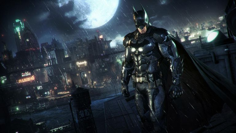 Batman Arkham Knight screen 1