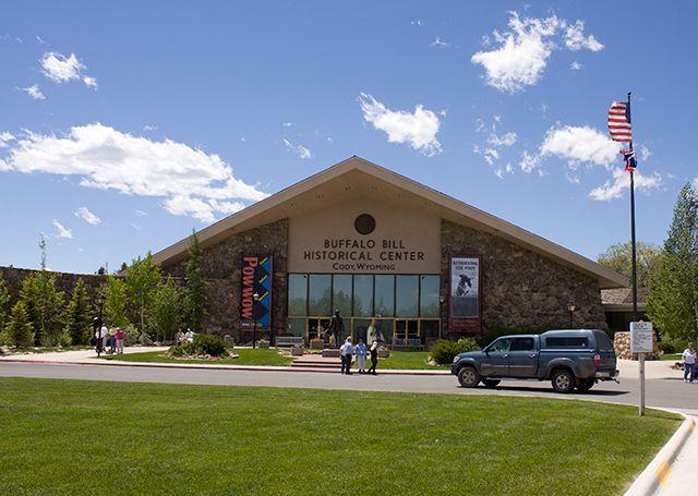 Buffalo Bill Historical Center in Cody Wyoming