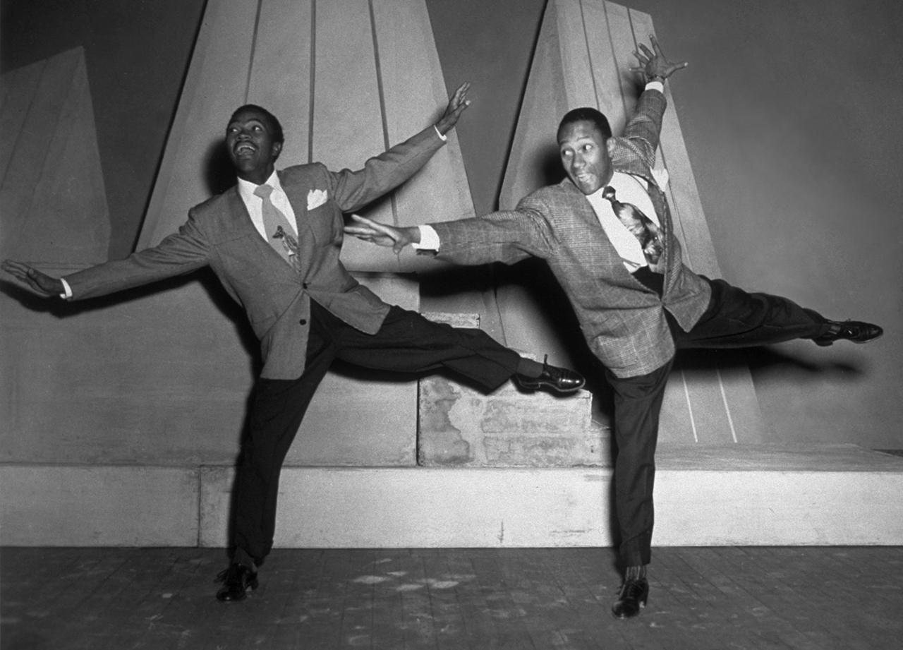 Small Exhibition Stand Up Comedy : Learn the basics of tap dance
