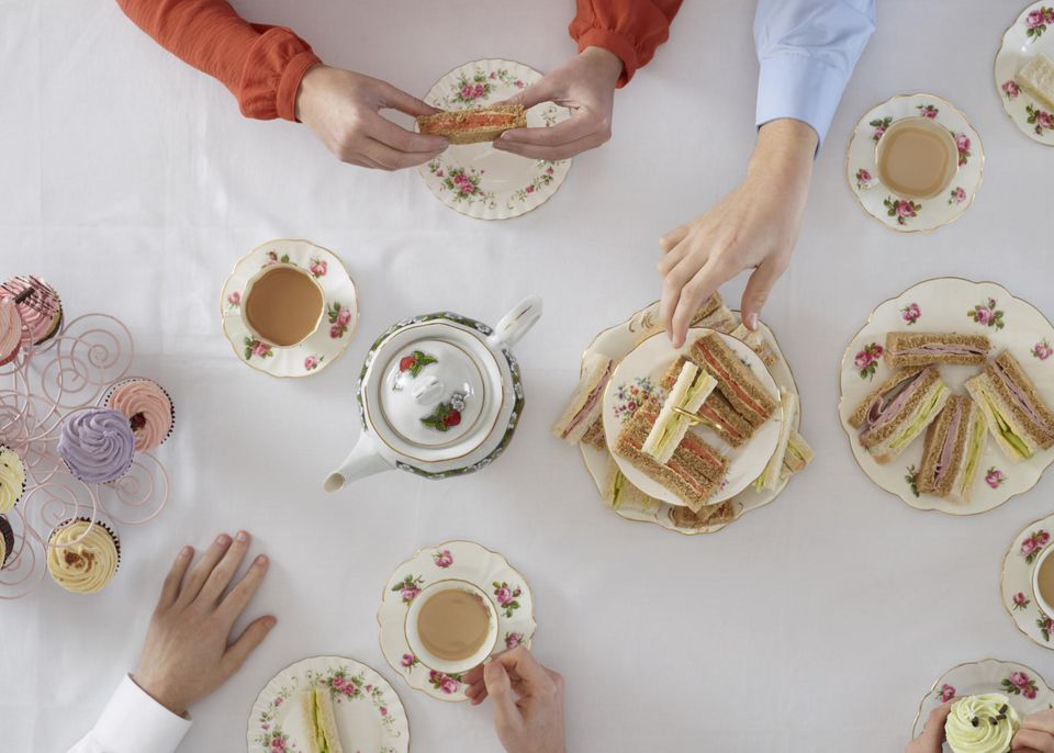 Tea Party Etiquette for Hosts and Guests