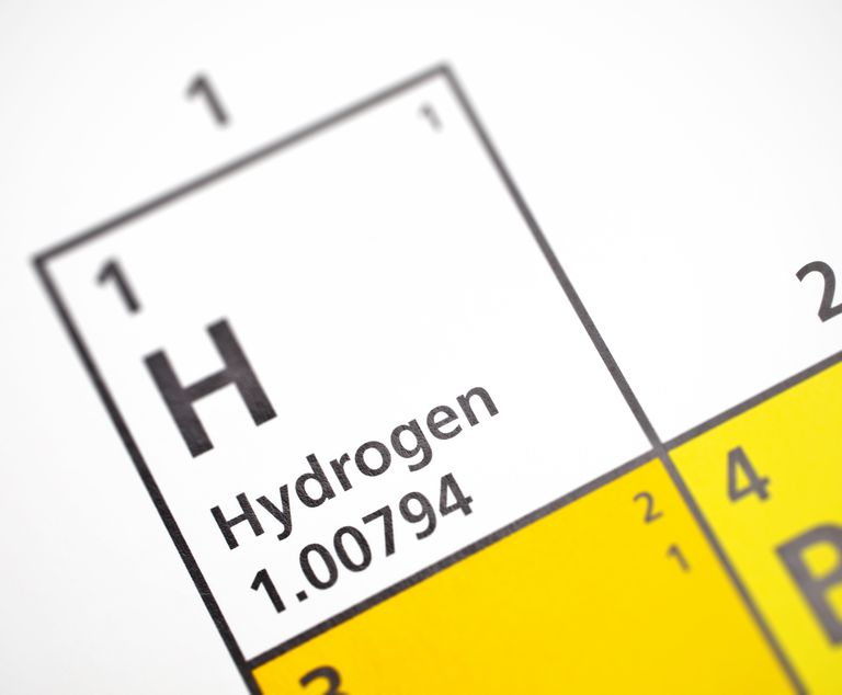 Hydrogen is the first element on the periodic table.