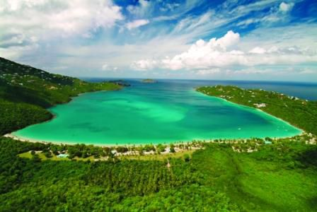 Magen's Bay Beach, St. Thomas, U.S. Virgin Islands photo