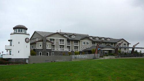 Hotel Bellwether in Bellingham, Washington © Angela M. Brown