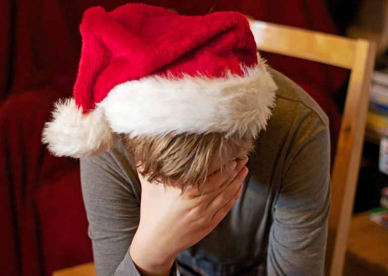 CHRISTMAS GRIEF