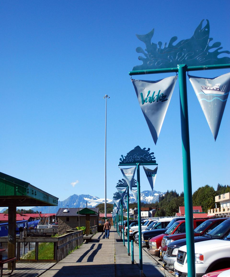 Valdez Prince William Sound