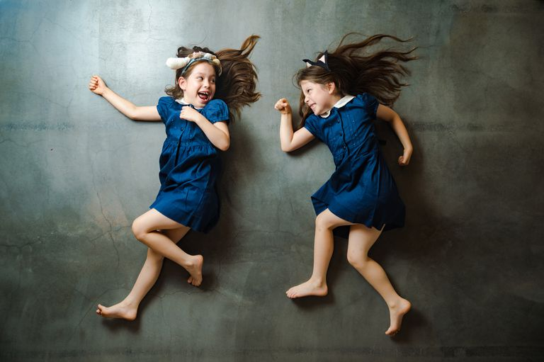 Playing twin