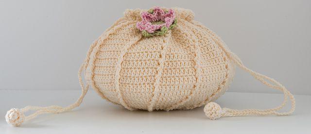 Bridesmaid Posy Bag Crochet Pattern