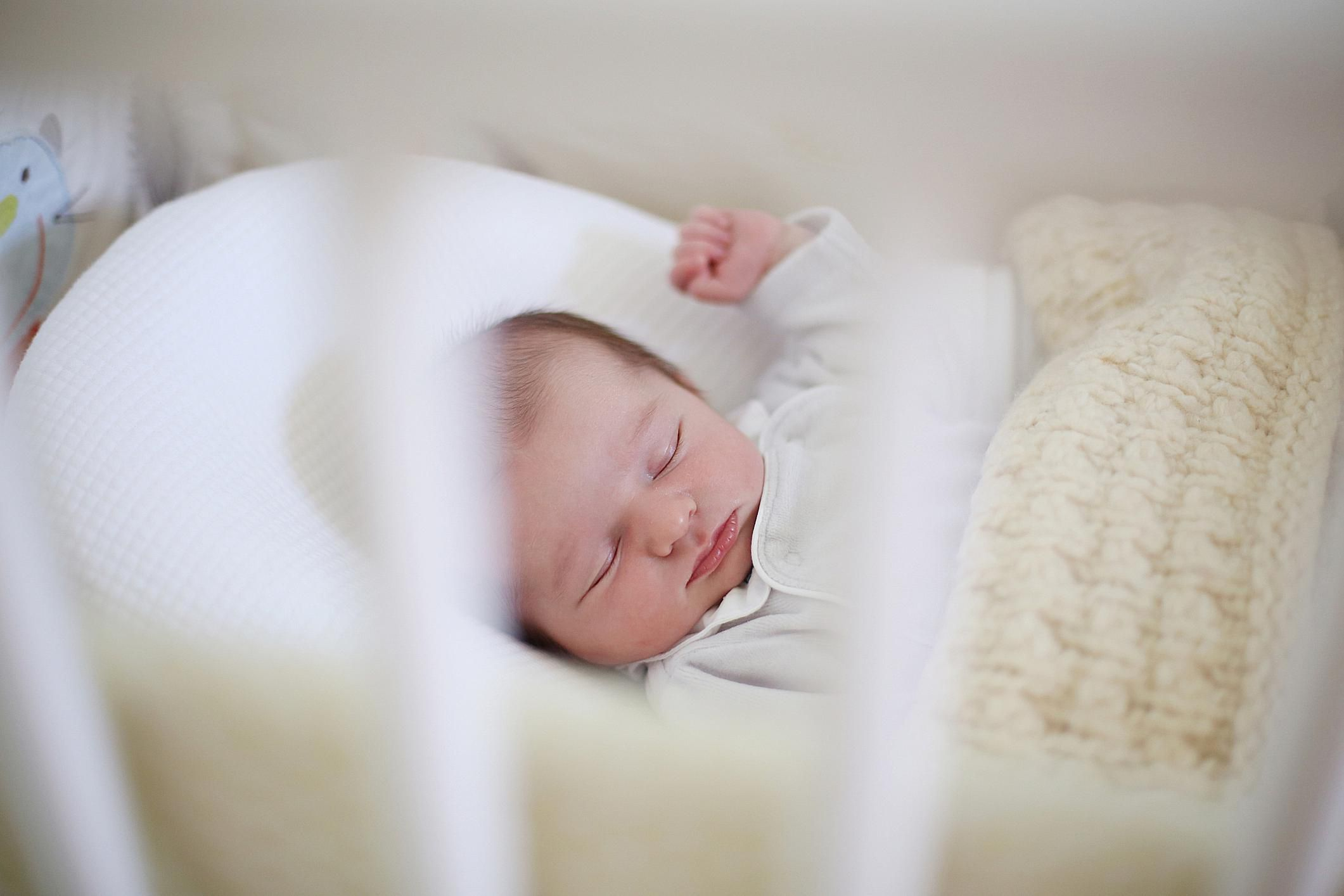 Infant Sleep Positioners A Safety Warning