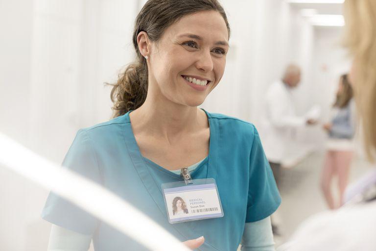 Health careers list
