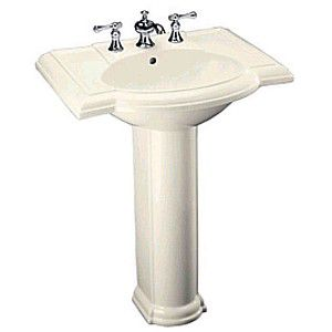 30 Bathroom Pedestal Vanity Glass Vessel Sink Set mounting a vessel sink above the countertop
