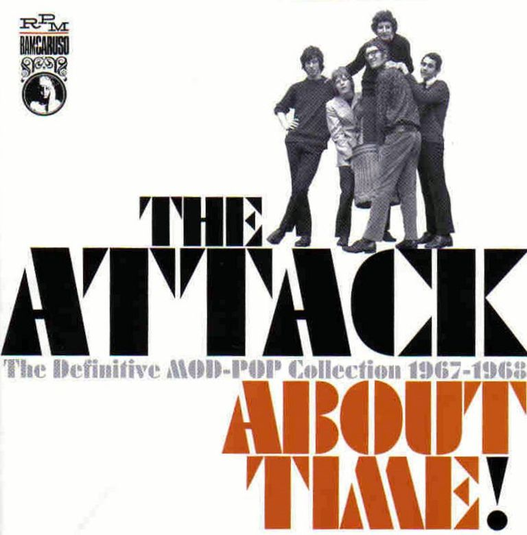 """""""About Time!"""" by the Attack"""