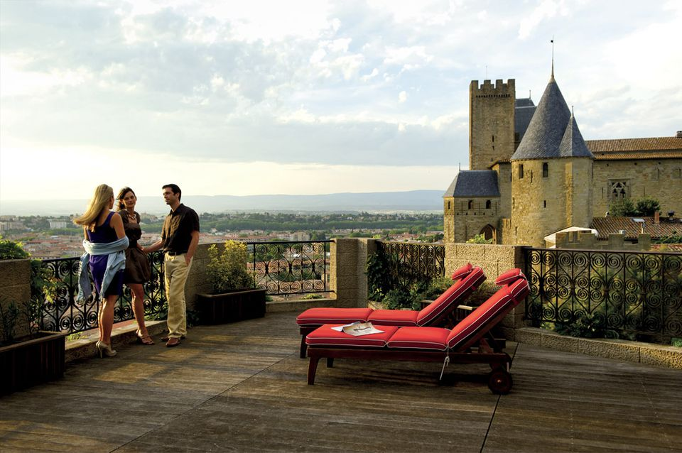 Best hotel in Carcassonne, France