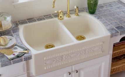 Corian Sink Apron