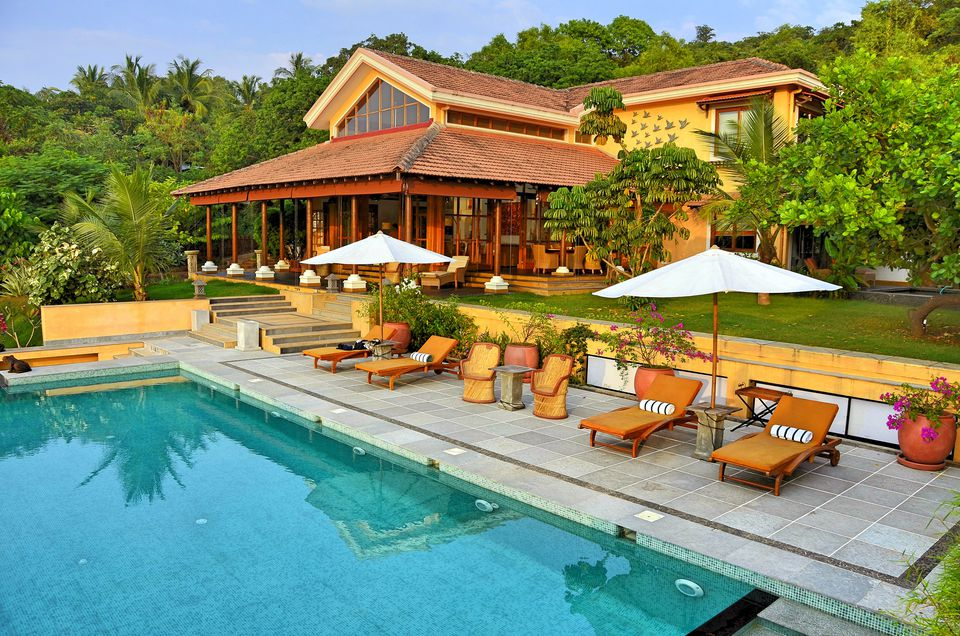 Summertime Villa.