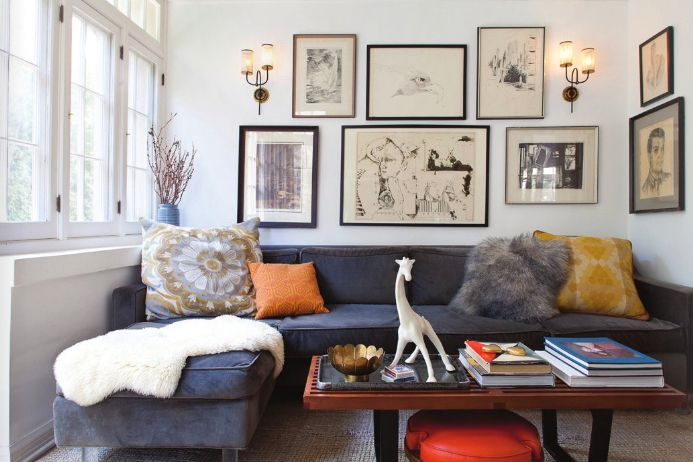Decorating For Small Spaces decorating small spaces: 7 outdated rules you can break