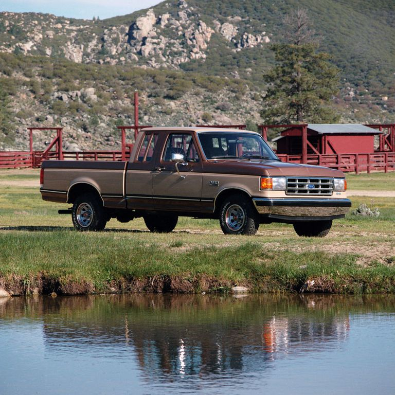 1987 Ford F-150 Truck
