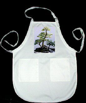 Bonsai apron