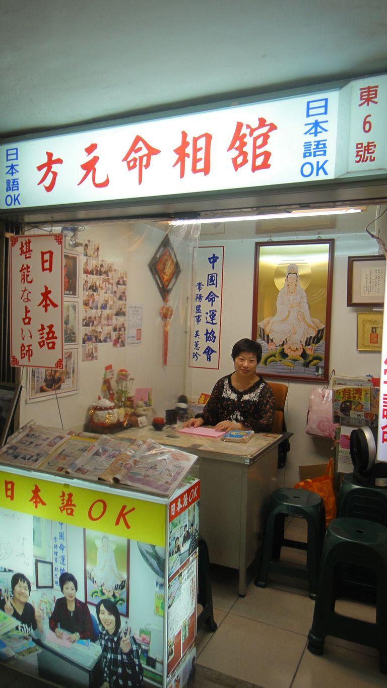Chinese Fortune Telling