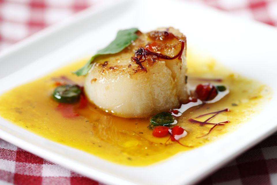 Easy thai cuisine seafood recipes - Cuisiner noix saint jacques ...