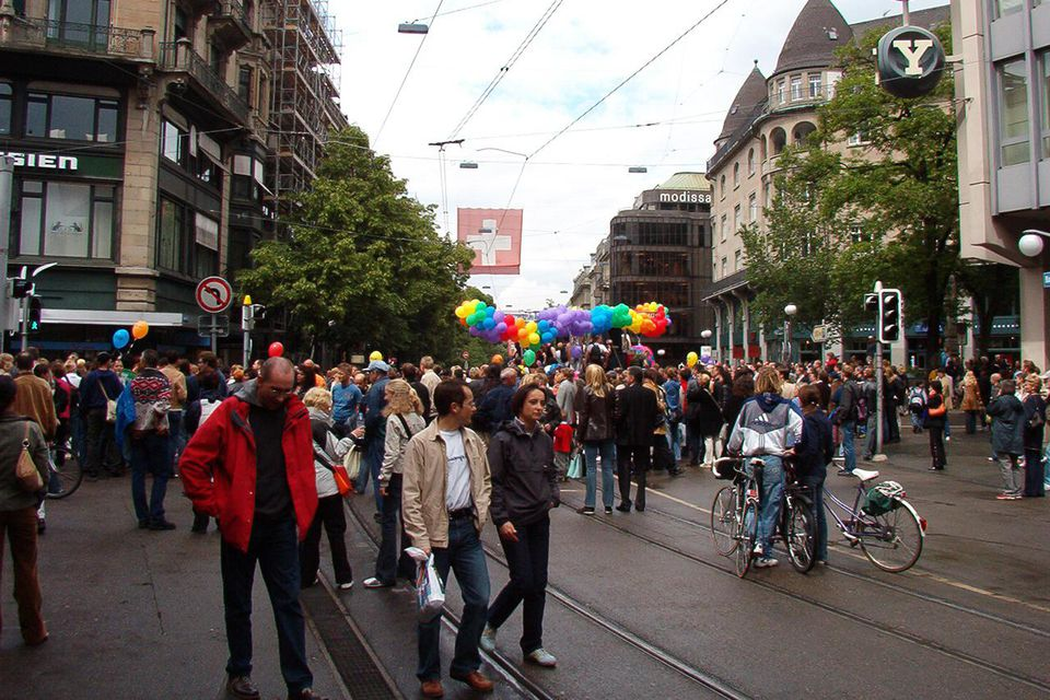 Zurich Gay Pride