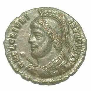 Julian the Apostate or Roman Emperor Julianus II