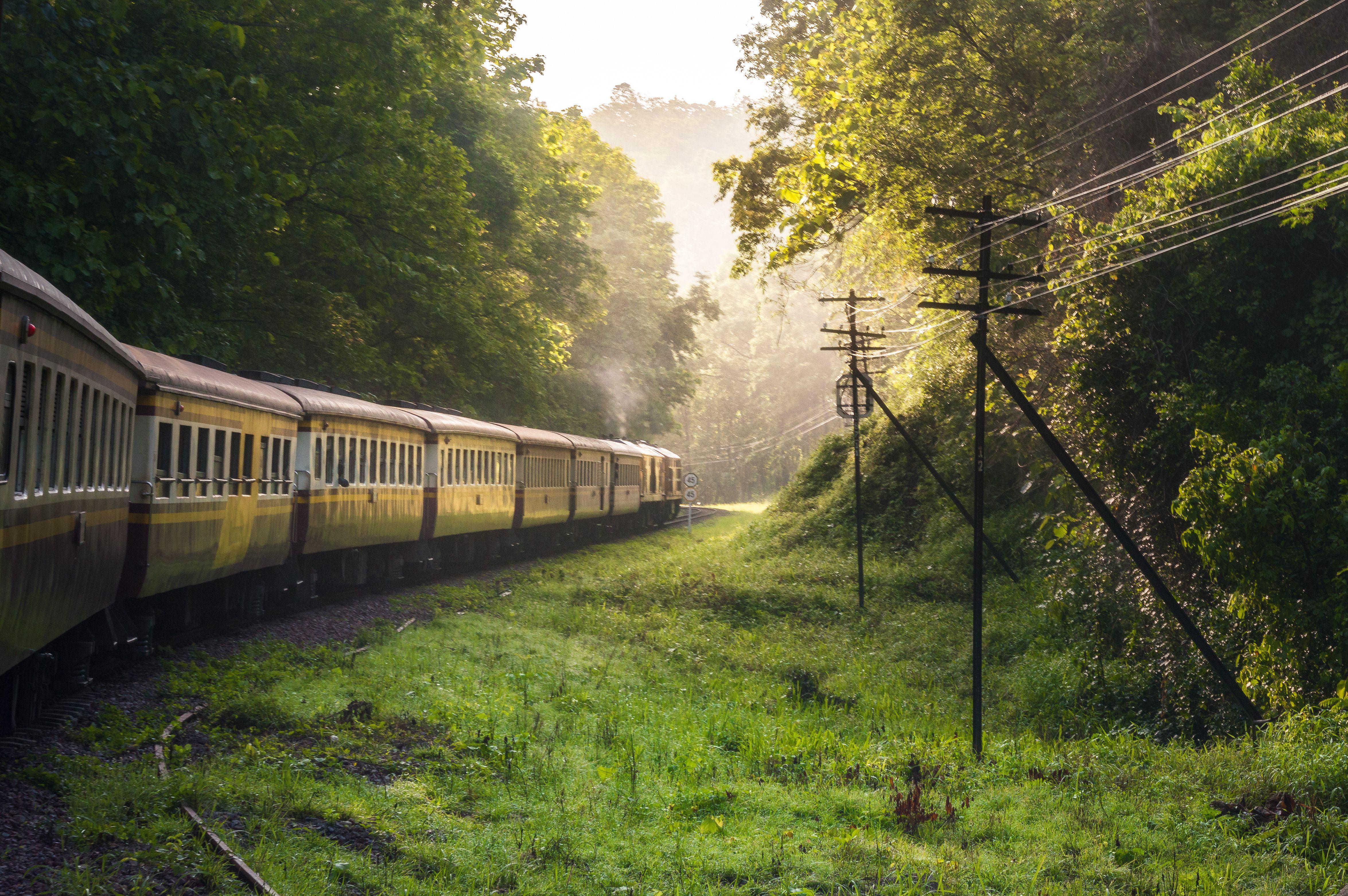 Chiang Mai To Bangkok Train Travel Time