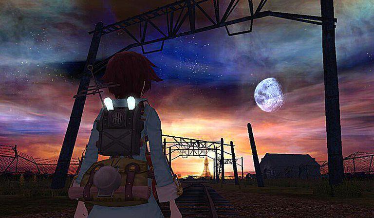 Fragile Dreams: Farewell Ruins of the Moon