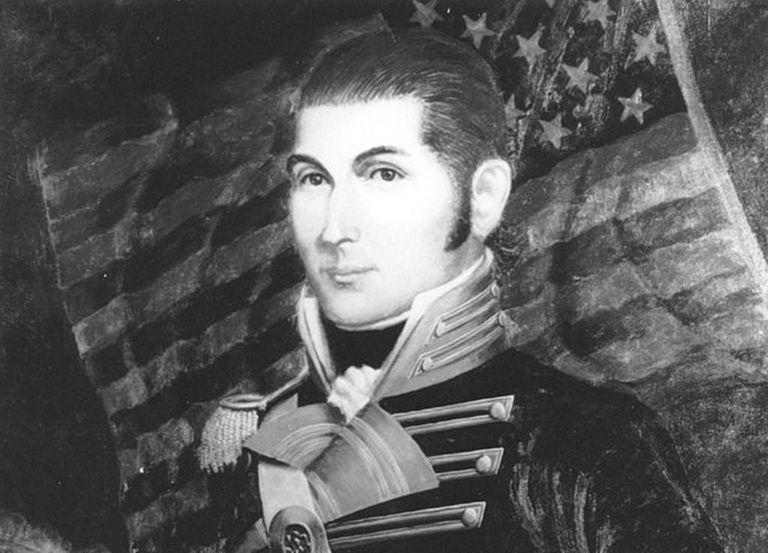 First Lieutenant Presley O'Bannon
