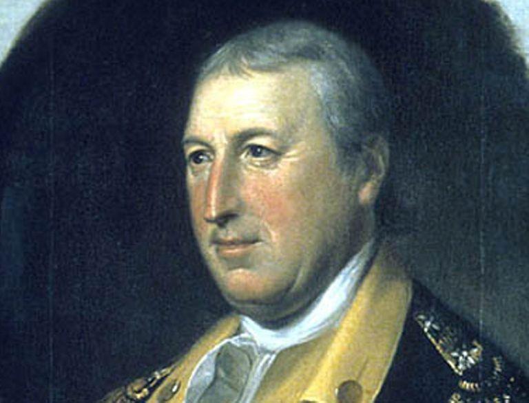 Horatio Gates durin the American Revolution
