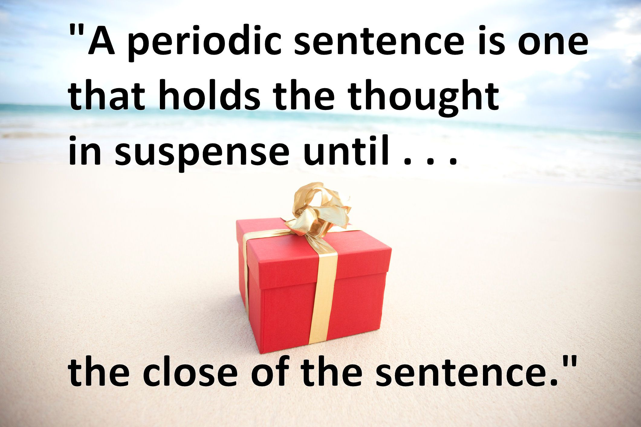 Loose sentence definition and examples periodic sentence urtaz Image collections