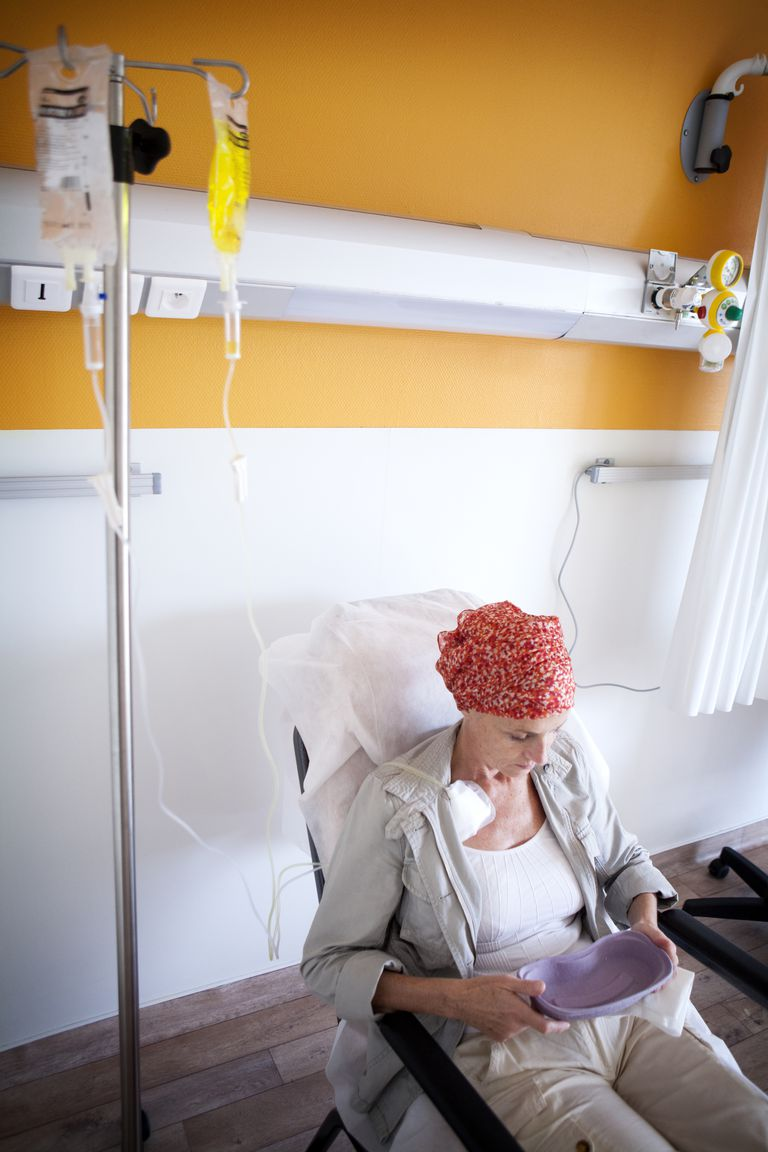 Ambulatory chemotherapy