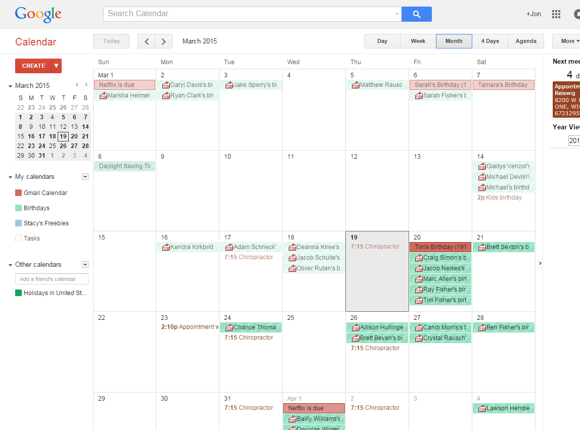 How To Sync Google Calendar With Iphone Calendar