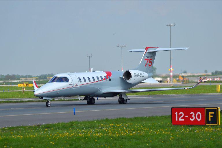 Lear Jet 75