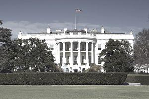 white house - presidential election